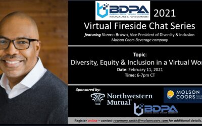 """Diversity, Equity and Inclusion in a Virtual World"""