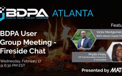 BDPA ATL Hosts February Fireside Chat