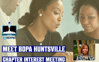 BDPAHSV Presents Networking to Build the Black Dollar